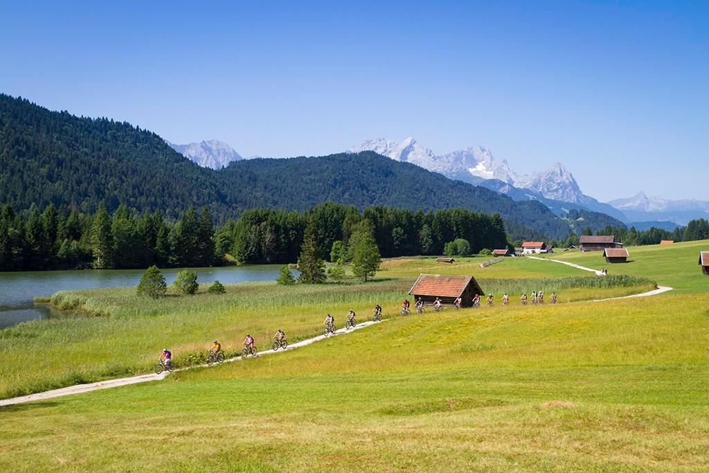 Rad Garmisch